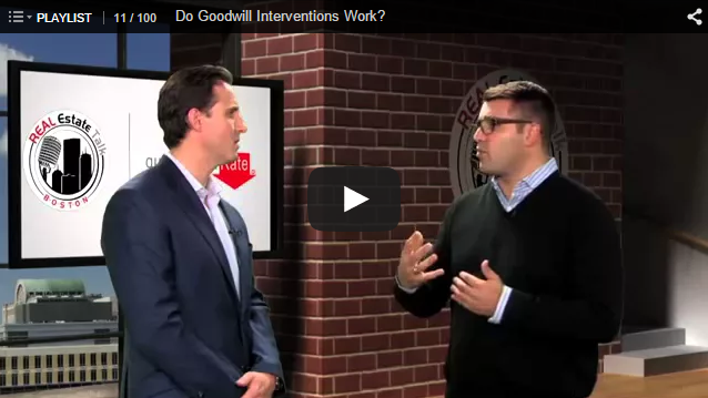 Do Goodwill Interventions Work