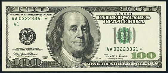 $100 OFF